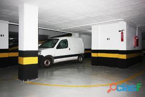 Parking en el centro de Palma