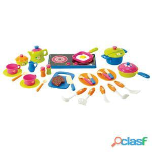 Playgo Set de 30 piezas Mi cocina sobremesa 3686