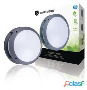 Ranex Lámpara de pared LED 5 W 650 lm Gris oscuro 1.46 kg
