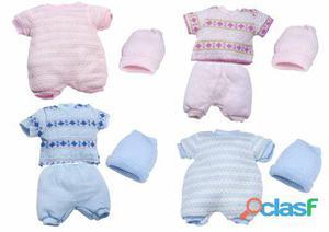 Rosa Toys Set Vestido Para Muñecos De 38-42 Cm Surtidos