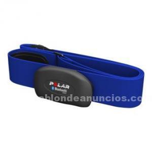 Se vende cinta con sensor de frecuencia polar h7 talla m de