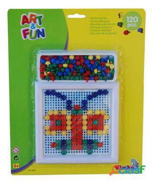 Simba Mosaico Colores 120 Piezas