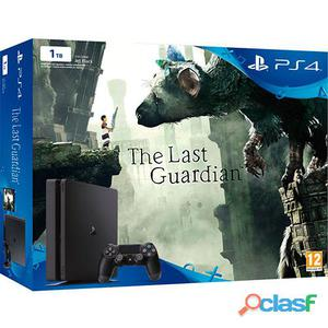 Sony Consola PS4 Slim 1TB + The Last Guardian