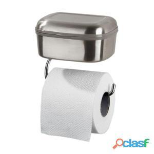 Tiger Portarrollos de papel higiénico Combi plateado