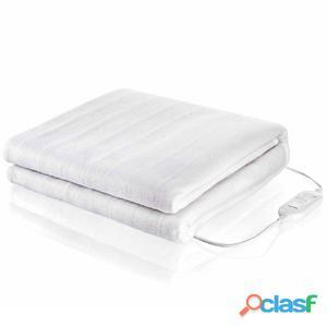 Tristar Manta eléctrica BW-4752 160x140 cm 2x60 W blanca