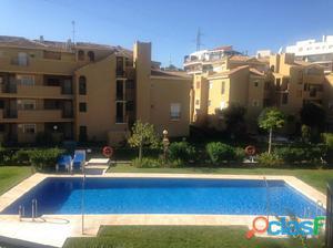 Venta piso Riviera del sol 2 dormitorios, piscina y golf