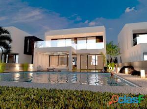 Villa de 4 dormitorios a 500 m de la playa