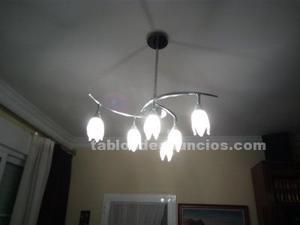 Vendo lámpara de comedor