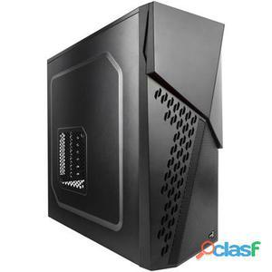 Aerocool Caja Semitorre Cyber Usb3. 0 Led Front Roj