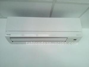 Aire acondicionado - split pared  frigorías