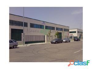 Alquiler de Nave Industrial en Humanes de Madrid, en el P.I.
