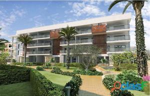 Apartamento de 2 dormitorios con 17 m2 de terraza