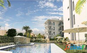 Apartamento de 3 dormitorios con 18 m2 de terraza