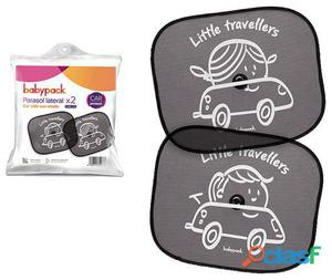 Baby Auto Protector Solar Cristales- Pack X2