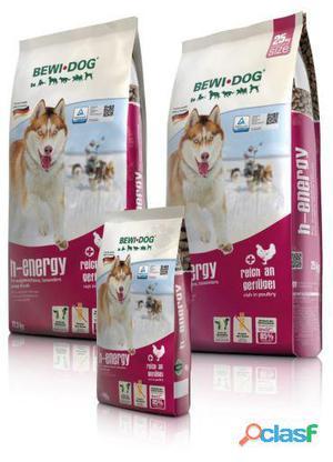 Bewi Dog Pienso para Perro H-Energy Croc 12.5 KG