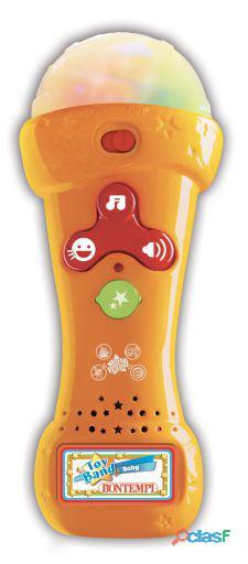 Bontempi Micrófono Modificador de Voz 210 gr