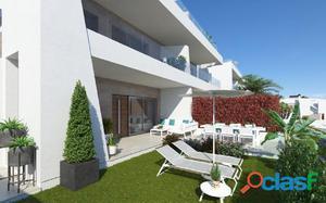 Bungalow en planta baja con jardín de 80 m2