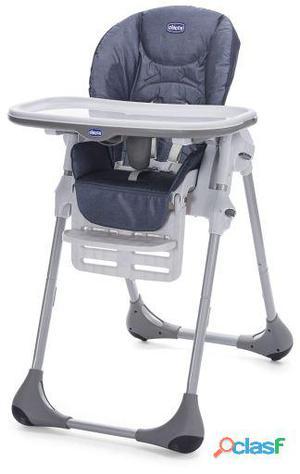 Chicco Trona Polly Easy Denim para bebes 11 kg
