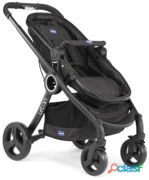 Chicco Urban Plus Stroller Black para bebes