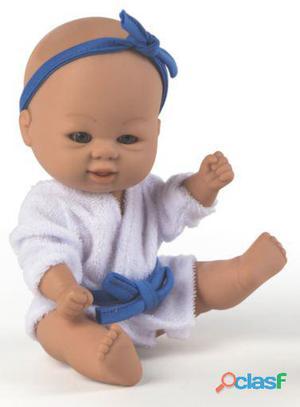 Colorbaby Bebé Con Albornoz 20 Cm