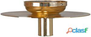 Decoración Vintage Aplique Disco De Oro Brillo 1.5 kg