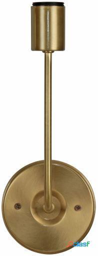Decoración Vintage Aplique Odette Oro De Pared 1.2 kg