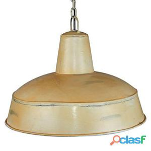 Decoración Vintage Lámpara Blair Cream Blanco Roto Desga