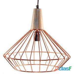 Decoración Vintage Lámpara De Techo Metropolitan Cooper 1