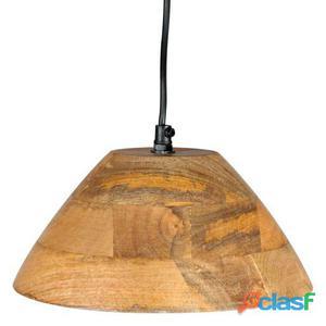 Decoración Vintage Lámpara De Techo Quijote En Madera 1 kg
