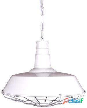 Decoración Vintage Lámpara De Techo Satelite White Con