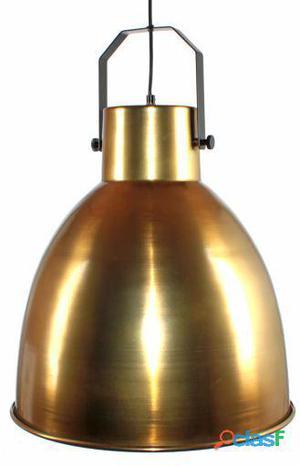 Decoración Vintage Lámpara Glasgow Big Oro Metal 3 kg