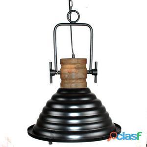 Decoración Vintage Lámpara Newtown Negro 2.5 kg