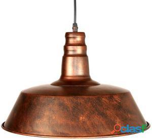 Decoración Vintage Lámpara Pekin Big Óxido Metal 3 kg