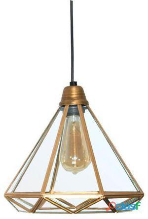Decoración Vintage Lámpara Techo Albatros Color Oro 2 kg