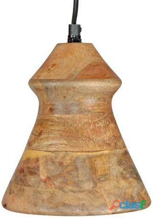 Decoración Vintage Lámpara Techo Bonsai De Madera 1 kg