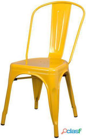 Decoración Vintage Silla Favorit Amarillo Calabaza 6 kg