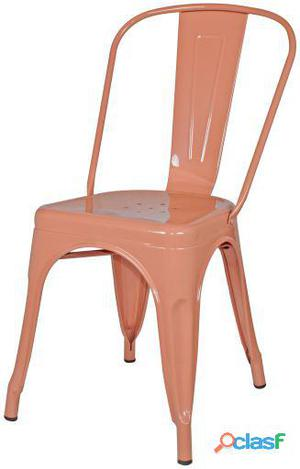 Decoración Vintage Silla Favorit Pink Beige-Rosa 6 kg