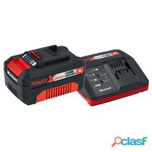 Einhell Kit de arranque batería Power X-Change 18 V 4 Ah