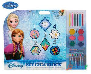 Import Frozen Set Dibujo con Bloc
