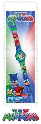 Import Reloj Digital Pjmasks