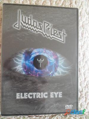 JUDAS PRIEST DVDS HEAVY METAL CDS