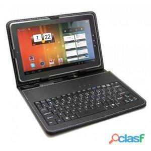 """L-Link Funda para Tablet 10"""" teclado+lapiz tactil"""