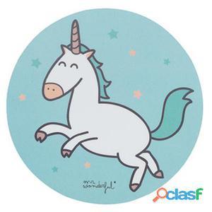 Mr Wonderful Alfombrilla Unicornio