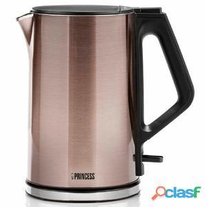 Princess Hervidor de agua eléctrico 1,5 L 2200 W cobre