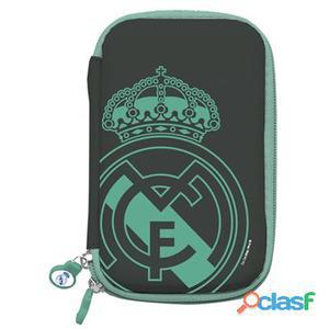 "Real Madrid Funda Disco Duro 2. 5"" Escudo"