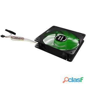 Tacens Mars Gaming Ventilad Caja 12c 14d Led Green