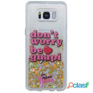 Tan Tan Fan Carcasa Samsung S8 Vecina Rubia Guapi