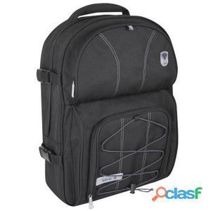 "Tech air Diseño mochila portátil 15. 6"" negra"