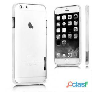X-One Bumper Bicolor iPhone 6 Plus Blanco - Blanco