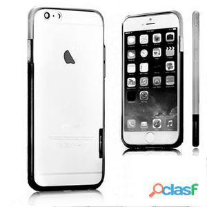 X-One Bumper Bicolor iPhone 6 Plus Blanco - Negro